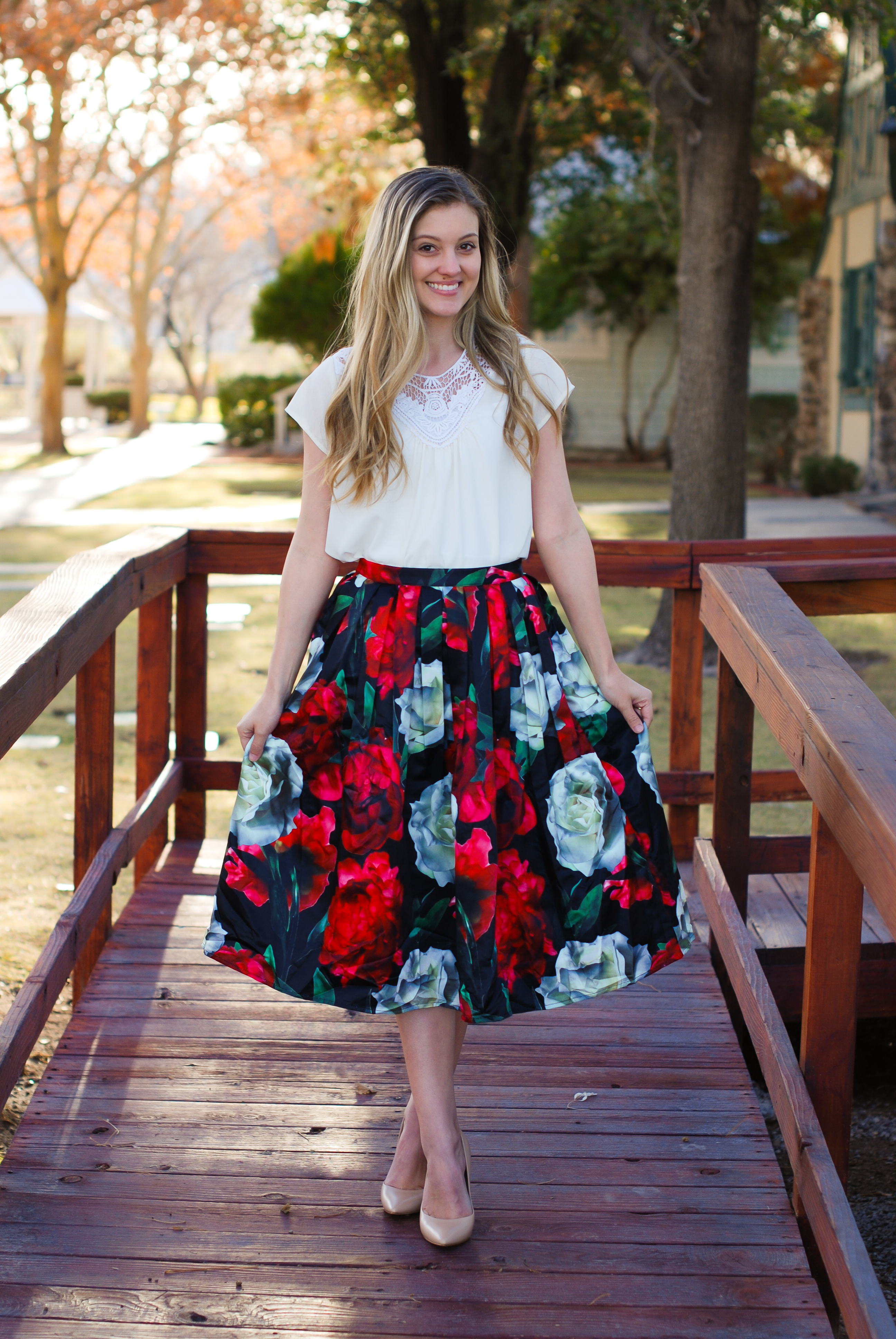 chicwish-skirt-floral-romantic-valentines-nordstrom-pumps-sincerely-hales